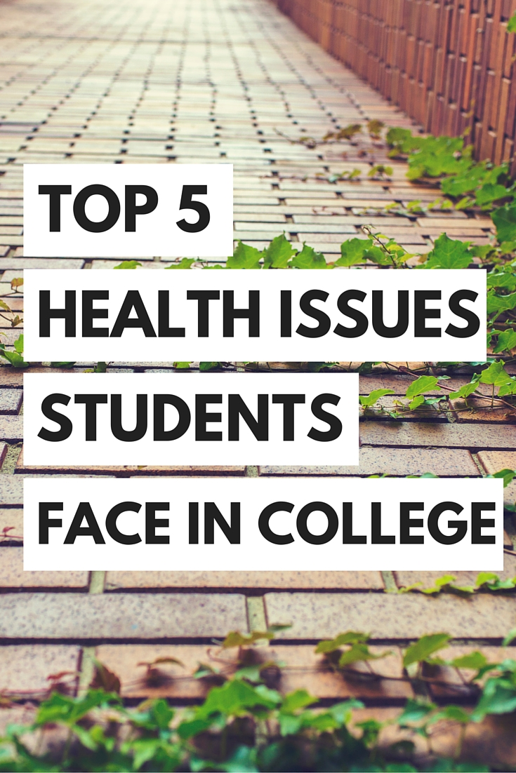 Here are the top 5 mental health issues that college student face!