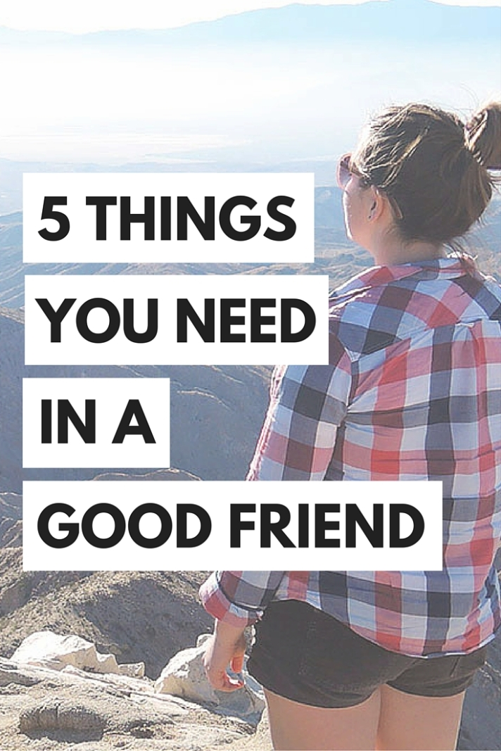 Good friends are hard to come by, but here's a few ways that you know you snagged a good one!