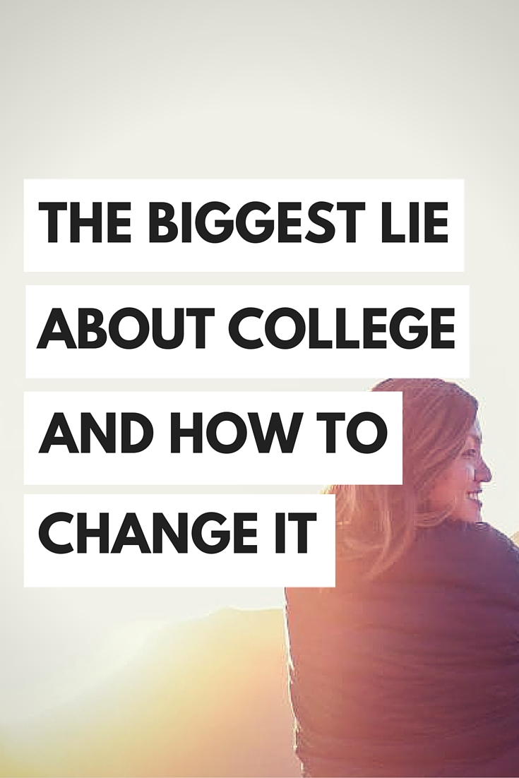 How you can make college the BEST time of your life!