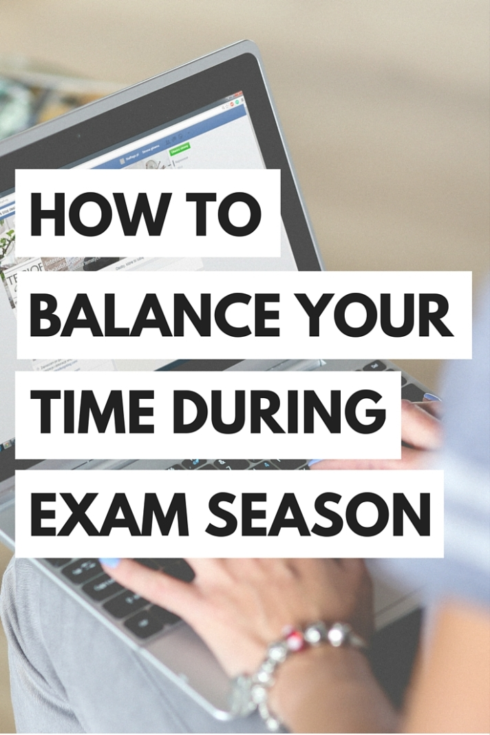 Finding time for yourself in college is so hard, but here are some tips on how to balance your time in college!