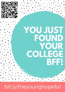 just foundyour college BFF!