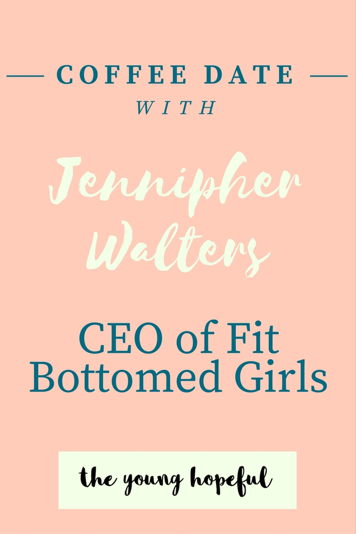 interview with Jennifer Walters, CEO of Fit Bottomed Girls